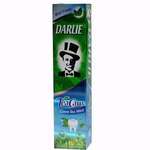 Siêu rẻ kem đánh răng darlie tea care mint 160g