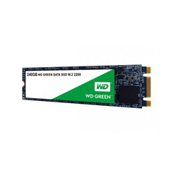 Ổ cứng trong WD SSD 240GB Sata III M.2-2280 WDS240G2G0B - 00604549