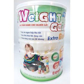 Sữa tăng cân dành cho trẻ suy dinh dưỡng Weight Gain Export 900g - EMGW9