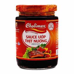 Xốt ướp thịt nướng Cholimex hũ thủy tinh 200g