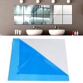 Set 16 miếng gương dẻo dán tường - guong4 thumbnail