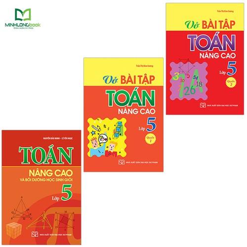 Sách: combo 3 cuốn toán nâng cao lớp 5 - 17651463 , 21971327 , 15_21971327 , 98000 , Sach-combo-3-cuon-toan-nang-cao-lop-5-15_21971327 , sendo.vn , Sách: combo 3 cuốn toán nâng cao lớp 5