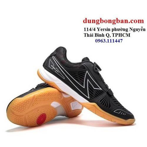 Giày bóng bàn speed art vặn nút không cần cột dây