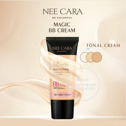 Kem nền nee cara magic bb cream n074