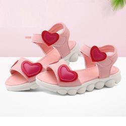 [Hỗ trợ 30k phí vận chuyển]Sandal bé gái dép quai hậu cho bé gái đi học siêu xinh 20813