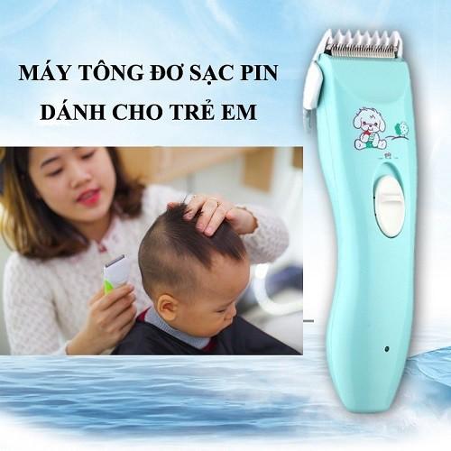 Siêu rẻ tông đơ cắt tóc trẻ em tr102