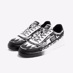 Giày Thể Thao Nam Bitis Hunter Street #DNA BnW DSMH02502TRG - Đồng sáng tạo cùng Vietmax - DSMH02502TRG