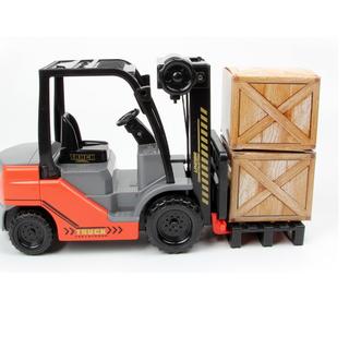 Xe nâng hàng chạy đà đồ chơi trẻ em mô hình cỡ lớn - XENANG thumbnail