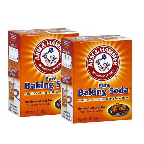 [Sale 1 ngày] hộp baking soda - mỹ - đa công dụng