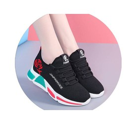 Giày sneaker thể thao nữ cổ thấp 79 FG