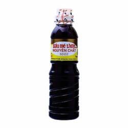 Dầu mè thơm nguyên chất Nakydaco chai nhựa 250ml
