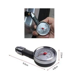 Đồng hồ đo áp suất lốp xe máy, ô tô cao cấp - 4rjy thumbnail