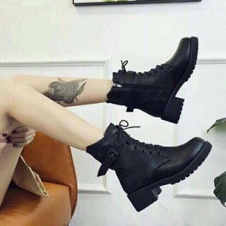 Giày boot nữ năng động cá tính - hd63636 thumbnail