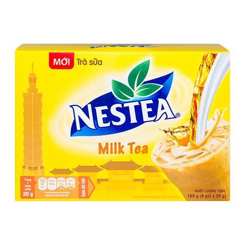 Trà sữa nestea milk tea 160g 8 gói x 20g - 19406317 , 22004330 , 15_22004330 , 33000 , Tra-sua-nestea-milk-tea-160g-8-goi-x-20g-15_22004330 , sendo.vn , Trà sữa nestea milk tea 160g 8 gói x 20g