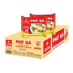 Phở Gà Ăn Liền Vifon thùng 30 gói 65g