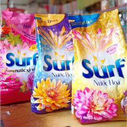 BỘT GIẶT SURF HƯƠNG NƯỚC HOA-6000g