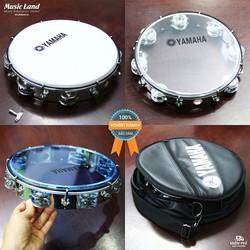 Combo Trống Gõ Bo Inox – Lục Lạc Yamaha Cao Cấp