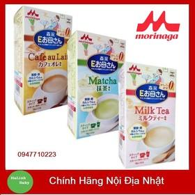 Sữa bầu Morinaga 216g Vị Trà Xanh-Hồng Trà-Cafe [Date 07-2021] - Morinaga-bầu