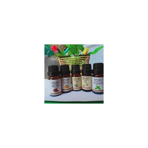 20 mùi combo 5 lọ xông tinh dầu thiên nhiên 10ml khử mùi hiệu quả như sả chanh quế bạc hà trầm hoa nhài oải…