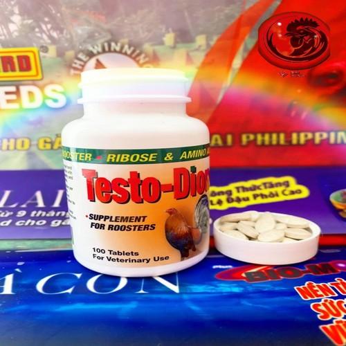 Testo - dione dinh dưỡng cho gà đá chiếc lẽ 10 viên - 19410246 , 22010810 , 15_22010810 , 42000 , Testo-dione-dinh-duong-cho-ga-da-chiec-le-10-vien-15_22010810 , sendo.vn , Testo - dione dinh dưỡng cho gà đá chiếc lẽ 10 viên