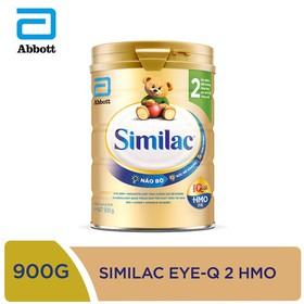 Sữa bột Similac IQ 2 HMO hương vani 900g - ABB1SIM016343