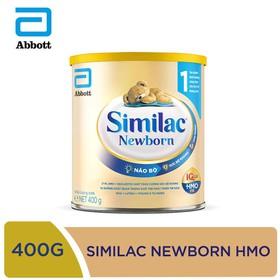 Sữa bột Similac Newborn IQ HMO 400g - ABB1SIM016340