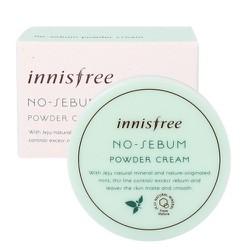 Kem Dưỡng Da Innisfree No – Sebum Powder Cream - KDTĐ