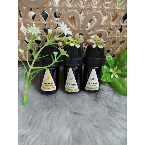 20 mùi tinh dầu thiên nhiên lọ 5ml xông thơm phòng nhiều mùi như sả chanh quế