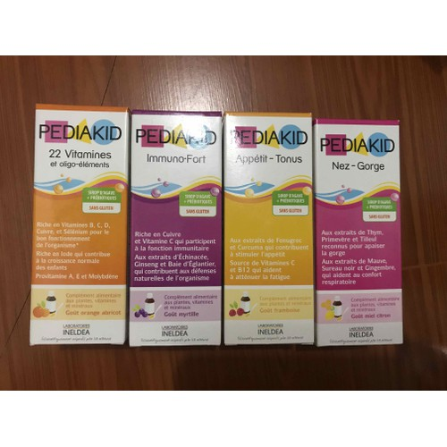Vitamin pediakid tăng đề kháng- ăn ngon: 22 vitamine- ngủ ngon- táo bón- d3- omega3 125ml pháp - 17087068 , 22036038 , 15_22036038 , 320000 , Vitamin-pediakid-tang-de-khang-an-ngon-22-vitamine-ngu-ngon-tao-bon-d3-omega3-125ml-phap-15_22036038 , sendo.vn , Vitamin pediakid tăng đề kháng- ăn ngon: 22 vitamine- ngủ ngon- táo bón- d3- omega3 125ml p