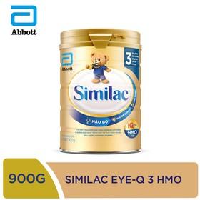 Sữa bột Similac IQ 3 HMO hương vani 900g - ABB1SIM016345