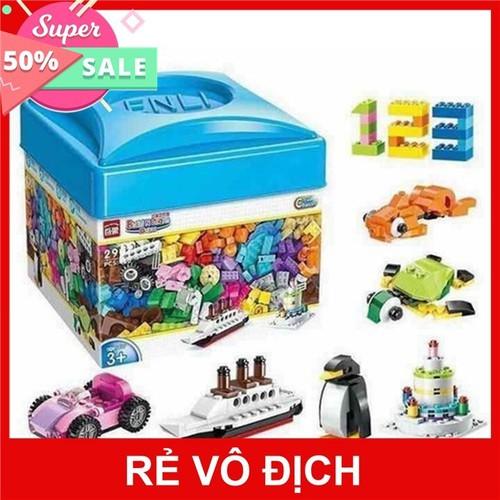 Đồ chơi xếp hình bộ đồ chơi le go đồ chơi