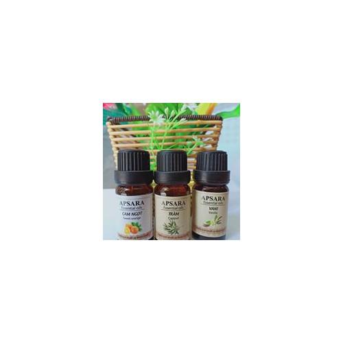 20 mùi combo 3 lọ xông tinh dầu thiên nhiên 10ml khử mùi hiệu quả như sả chanh quế bạc hà trầm hoa nhài oải…