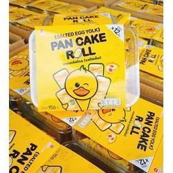 Bánh Kẹp Trứng Muối Pan Cake Roll 156g