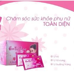 TPCN bồi bổ sức khỏe nội tiết cho phụ nữ Hoa Nhũ Khang, điều hòa kinh nguyệt, tăng cường sinh lý nữ, chống lão hóa