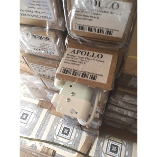 Màn chiếu điện Apollo, Dalite 100 inch - BH 1 năn - ELS180-02 thumbnail
