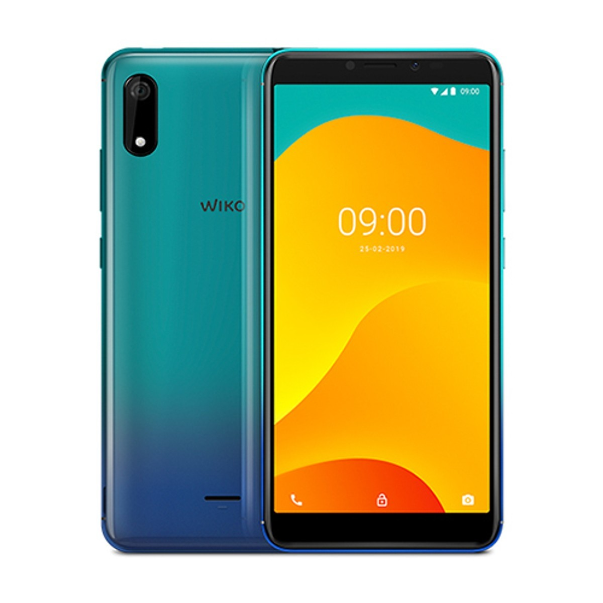 Điện thoại Wiko Sunny 4 Plus - 1GB RAM, 16GB, 5.45 inch