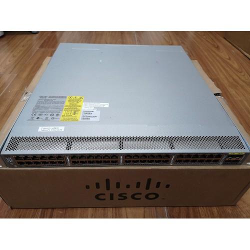 Cisco nexus n3k-c3064pq-10gx 10ge switch 48 ports 10g sfp layer 3