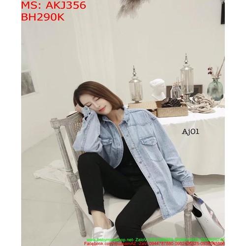 Áo khoác jean nữ dài tay màu xanh trơn xinh đẹp dễ thương akj356 - 17681098 , 22041959 , 15_22041959 , 290000 , Ao-khoac-jean-nu-dai-tay-mau-xanh-tron-xinh-dep-de-thuong-akj356-15_22041959 , sendo.vn , Áo khoác jean nữ dài tay màu xanh trơn xinh đẹp dễ thương akj356