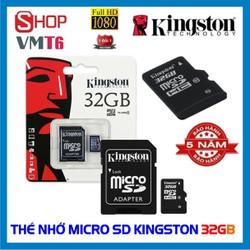 Thẻ nhớ 32GB - Thẻ nhớ