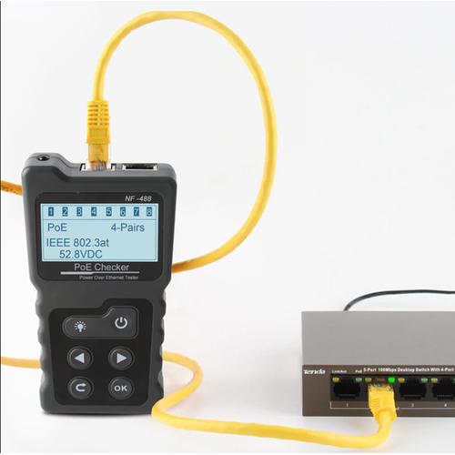 Máy test và kểm tra tín hiệu poe trên swich và cáp mạng cat5 cat6 nf-488 - 17698731 , 22064603 , 15_22064603 , 1050000 , May-test-va-kem-tra-tin-hieu-poe-tren-swich-va-cap-mang-cat5-cat6-nf-488-15_22064603 , sendo.vn , Máy test và kểm tra tín hiệu poe trên swich và cáp mạng cat5 cat6 nf-488