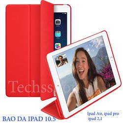 Bao da ipad Air - Bao da ipad pro 10,5 inch - ốp lưng ipad pro loại nắp gập