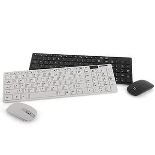 Bàn phím và Chuột không dây K06 chuẩn 2.4g có phím số - Chuột phím 2.4g thumbnail
