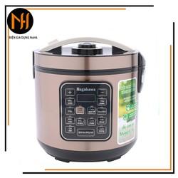 Nồi cơm điện tách đường Nagakawa NAG0120 tốt cho người ăn kiêng và các bệnh tim mạch dung tích 1.8L