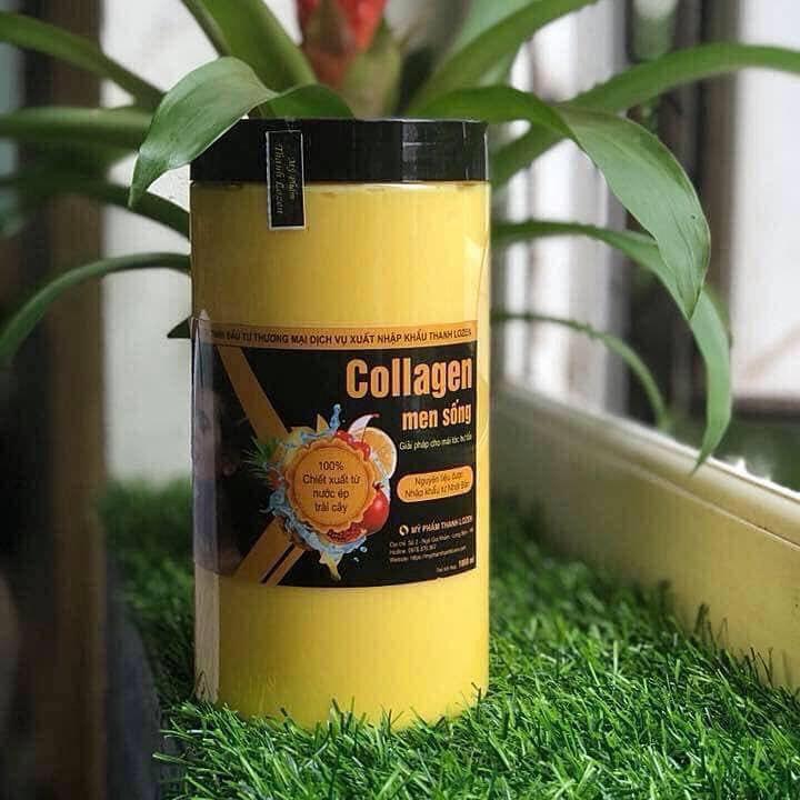 Bán Collagen men sống phục hồi tóc hư tổn - 1