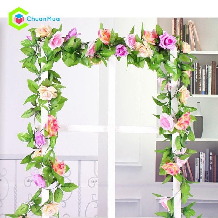 Hoa Vải Trang Trí Nhà Cửa