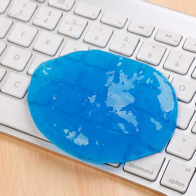 Chất keo dẻo vệ sinh bàn phím máy tính thông minh