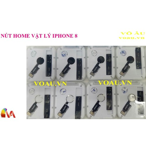 Cụm nút home vật lý iphone 8