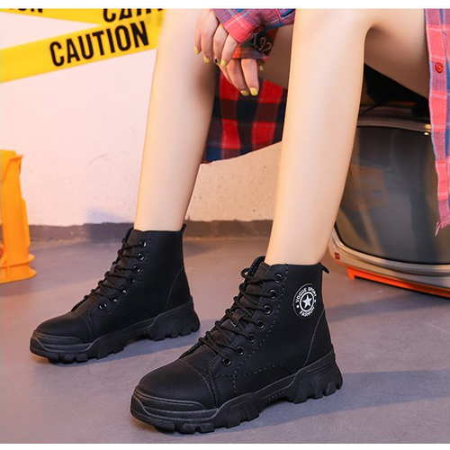 Giày boot nữ cổ lửng không độn đế phong cách hàn quốc, giày bốt chất da lộn, kbốt cột dây kèm khóa kéo bên hông rất tiện lợi, giày bốt cao 3cm mv-376 - 17705328 , 22073360 , 15_22073360 , 139000 , Giay-boot-nu-co-lung-khong-don-de-phong-cach-han-quoc-giay-bot-chat-da-lon-kbot-cot-day-kem-khoa-keo-ben-hong-rat-tien-loi-giay-bot-cao-3cm-mv-376-15_22073360 , sendo.vn , Giày boot nữ cổ lửng không độn đế