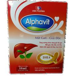 Alphavit mát gan giải độc -BG00039 - BG00039