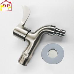 Vòi nước| Vòi xả nhanh| Vòi xả nhanh inox 304 cao cấp VXN04